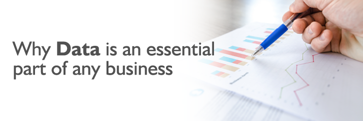 Data is essential to any business